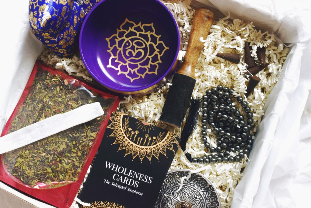 zen den self care ritual box