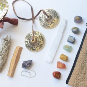 chakra self care kit